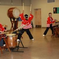 Odaiko Sonora Taiko Drummers