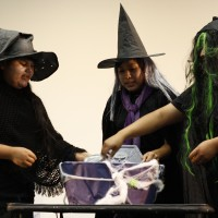 The Witches of MacBeth