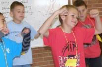 Students Enjoy Dancing